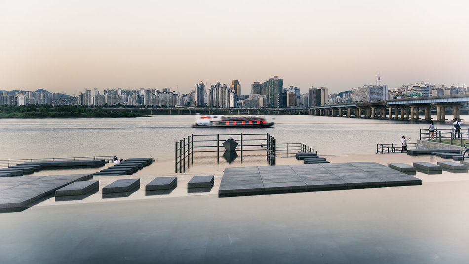 Beautiful stock photos of urban photography, Architecture, Boat, Building Exterior, Built Structure