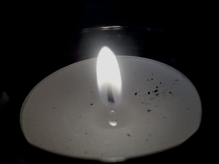 Marii Fire Candle