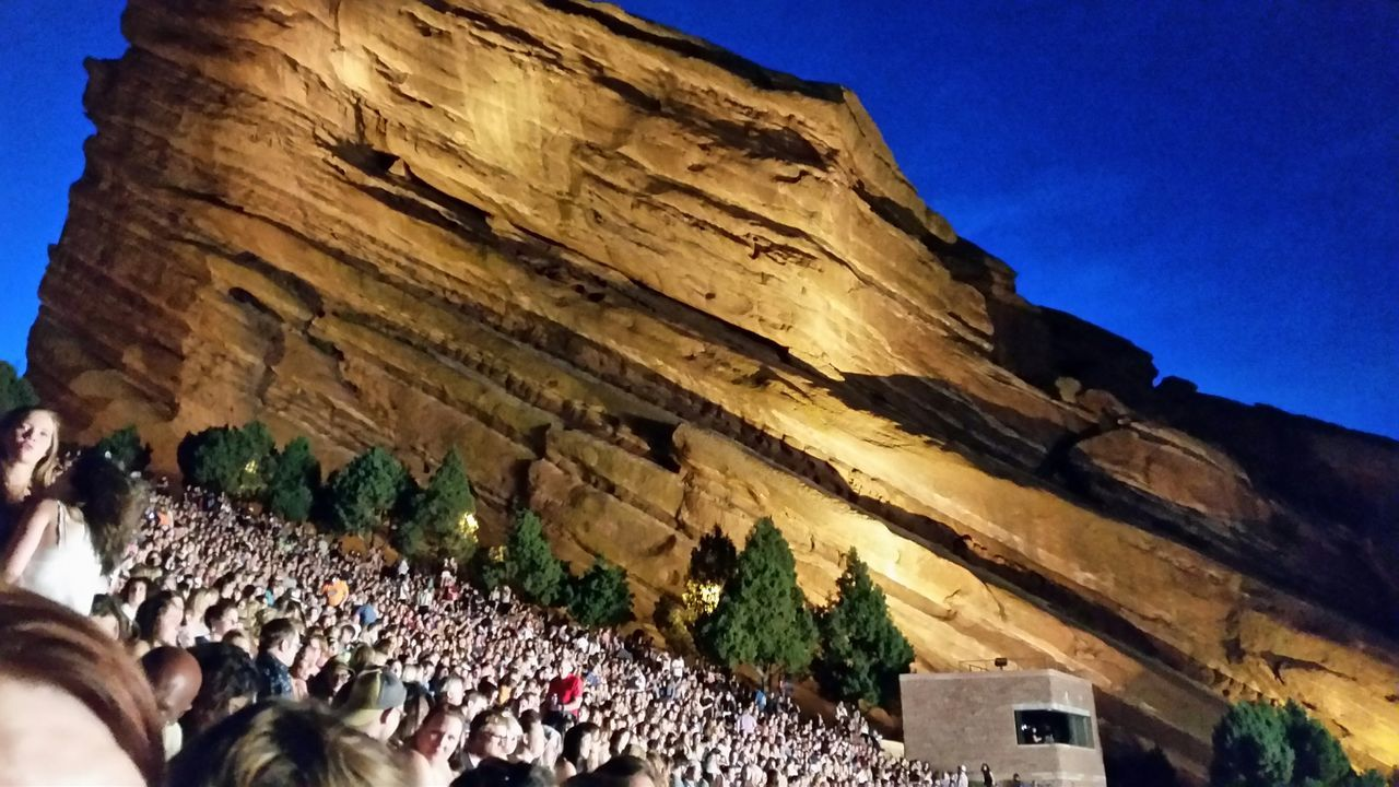 Summer Concert at Red Rocks Sam Smith Concert Red Rocks Amphitheater Red Rocks  Colorado