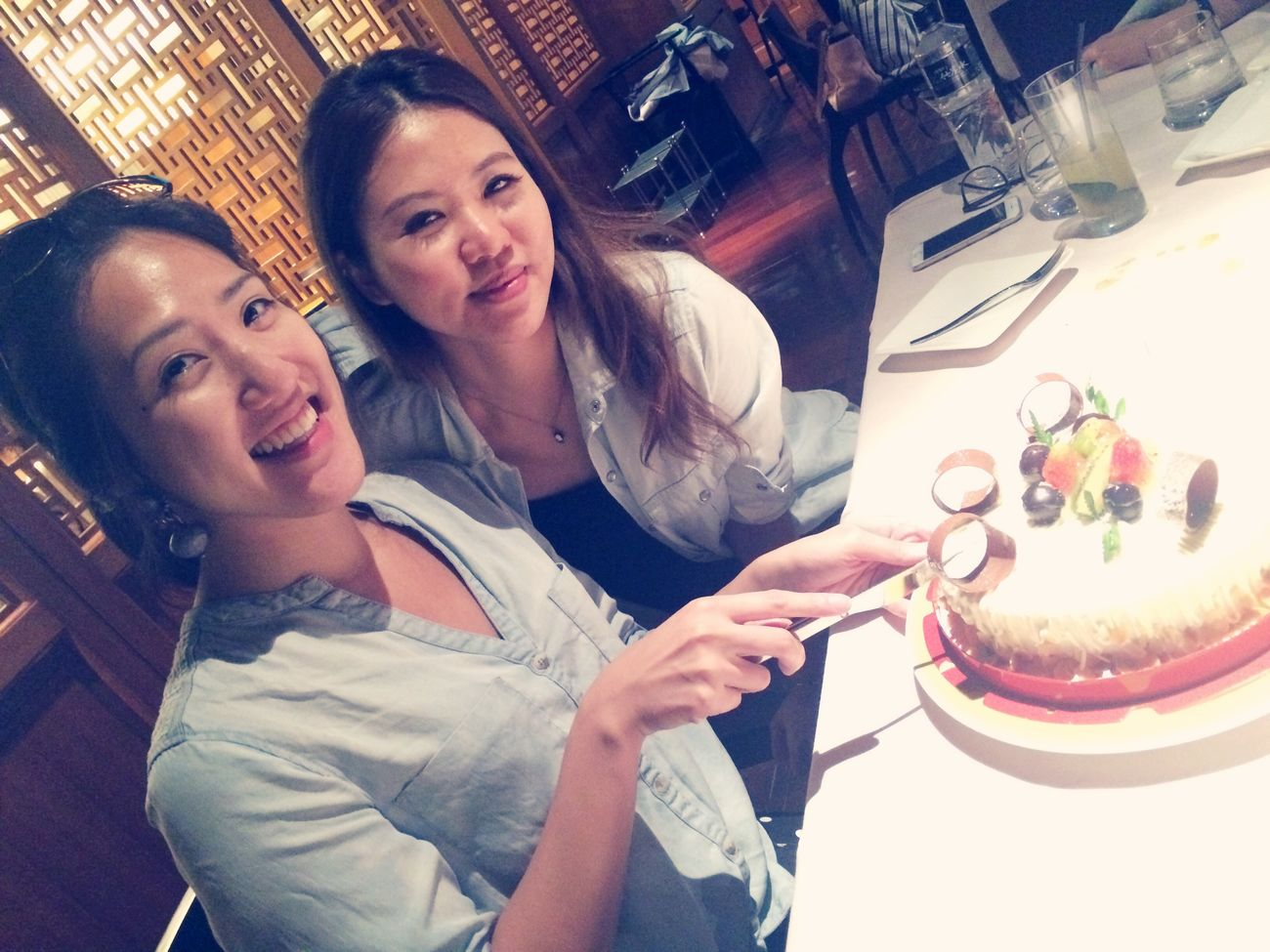 Birthday Girl♥ My Two Beautiful Girls!❤ Happy Birthday!