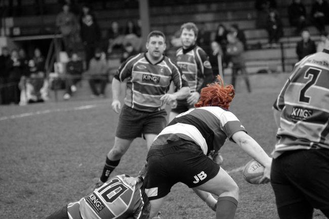 Saracens ARFC In action against Hatfield Adobe Photoshop Enfield Nikon D3200 Rugby Saracens ARFC
