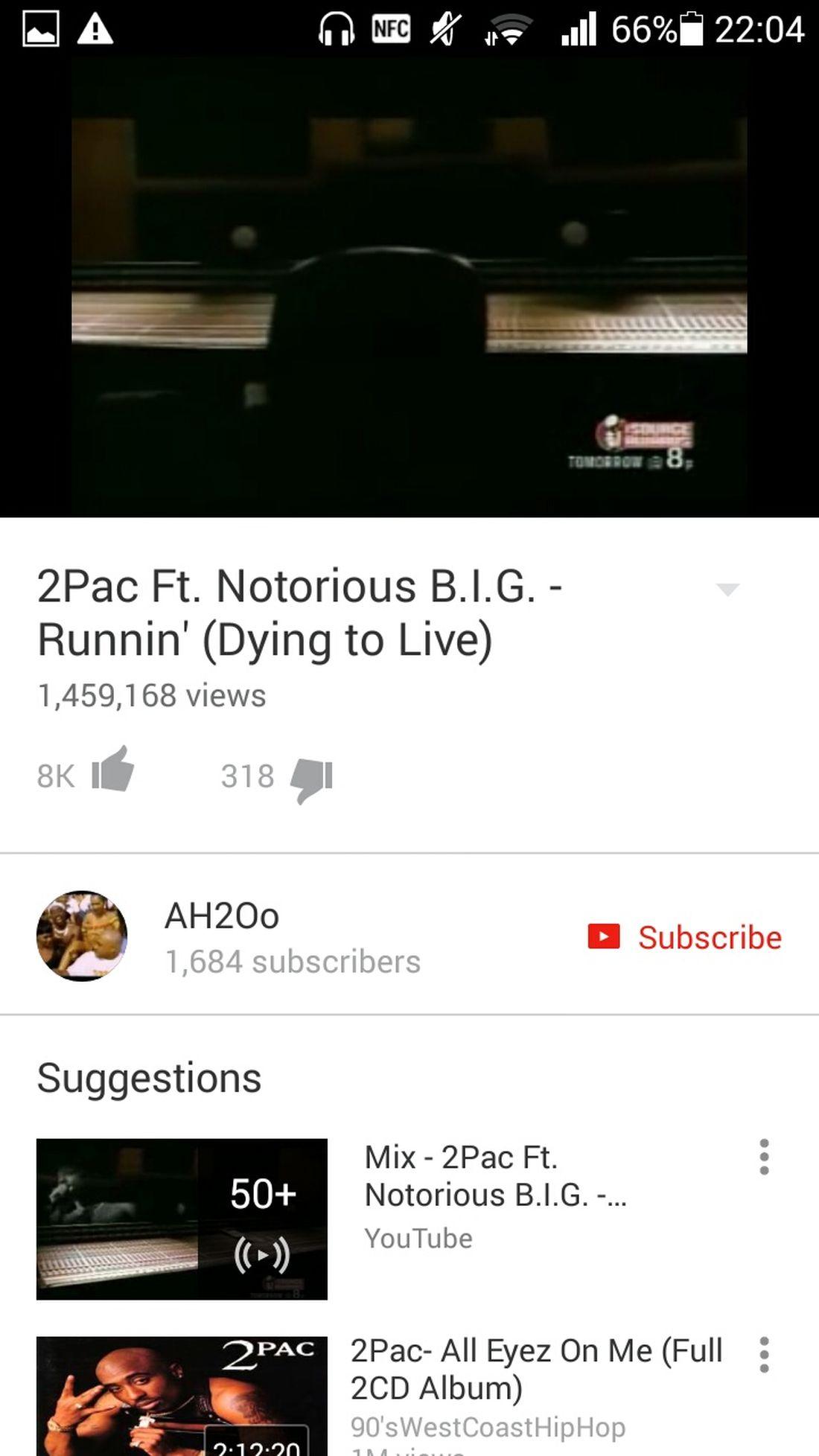 Relaxing 2pac ♡ 2pacsback ;) Notoriousbig Love Rap Rip