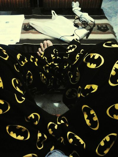 Batman Jammies!