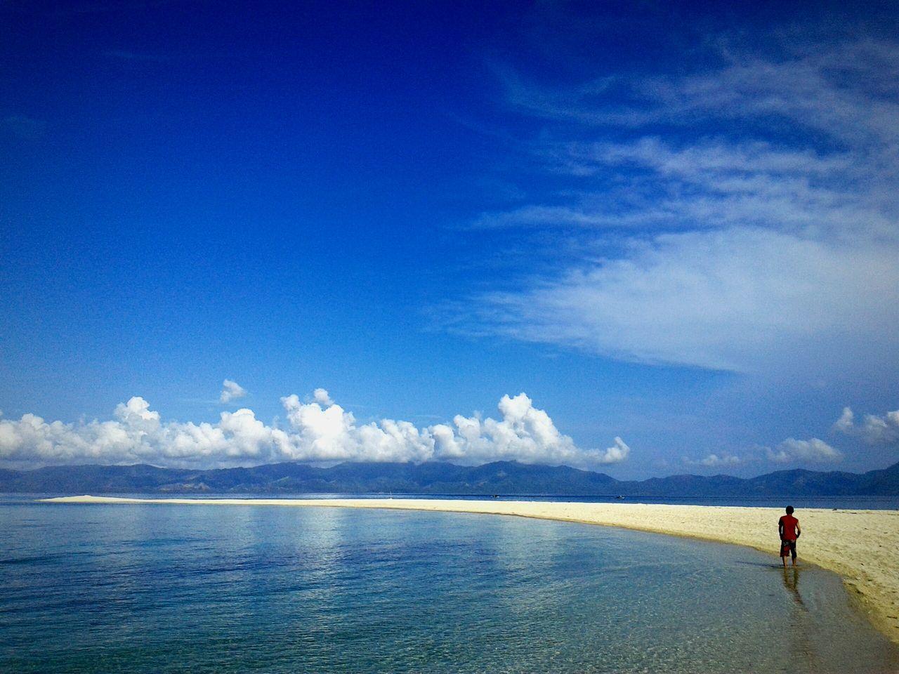 Romblon Mobilephotography Philippines Beachphotography Sandbar White Sand Beach