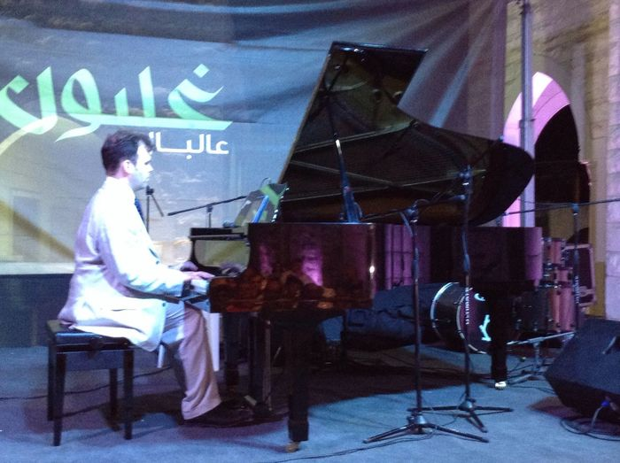 Kimball Callagher Piano Recital Att The Ghalboun Festival Getting In Touch Chopin Night Music