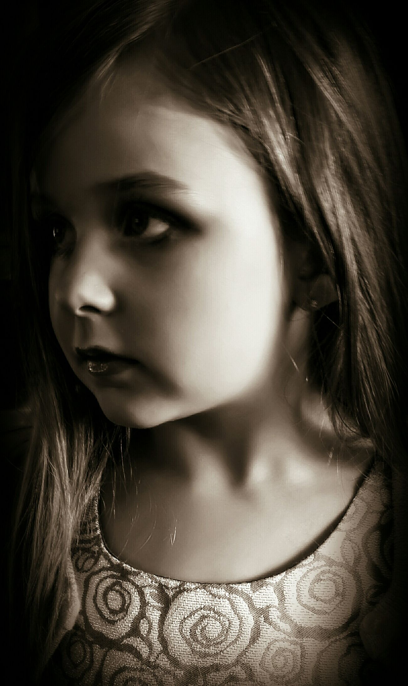 """And she asks me, """"mommy, how can i love you so much? """" . I tell her, """"because God gave you and i really big hearts. """". The Innocence Of A Child Questions Children Ask... Black And White Photography Black And White Portrait Things To Live For Children My Daughter"""