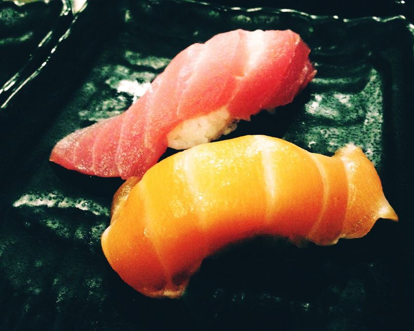 Yummy Delicious Healthy Eating Food Freshness No People Suchi Japanese Food Salmon Sushi Tuna Sushi Close-up Indoors  Day Ready-to-eat