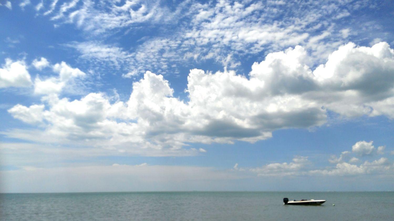 Port Dickson Malaysia ASIA Sea Scenics Horizon Over Water Outdoors Nature