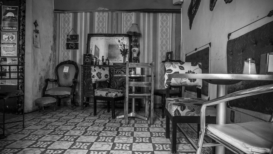 Black And White Day Hipster Hipster Style Indoors  Leisure Activity No People No Persons Old Fashion Style Old Fashioned Old House Old People Vintage