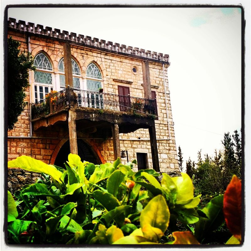 The EyeEm Facebook Cover Challenge Miledkhairallahmansion FtouhKeserwan Zeytoun #mountlebanon