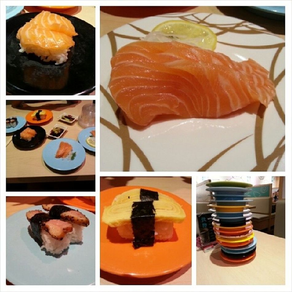 Sushi Feast for two (Y) . Thank you love for feeding me baobao always LOL. Dinner Monthsary Nihonmura