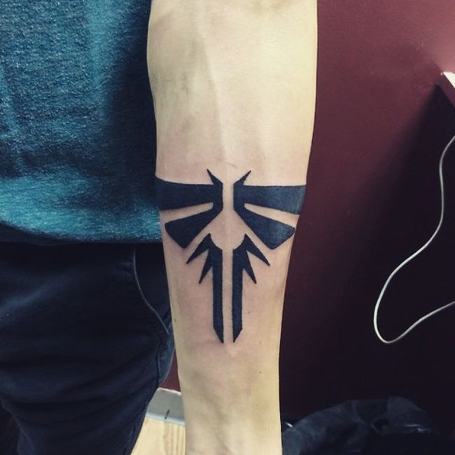 Tattoo firefly the last of us.. Tattoo TLOU Firefly Awesome thelastofus great fantastic