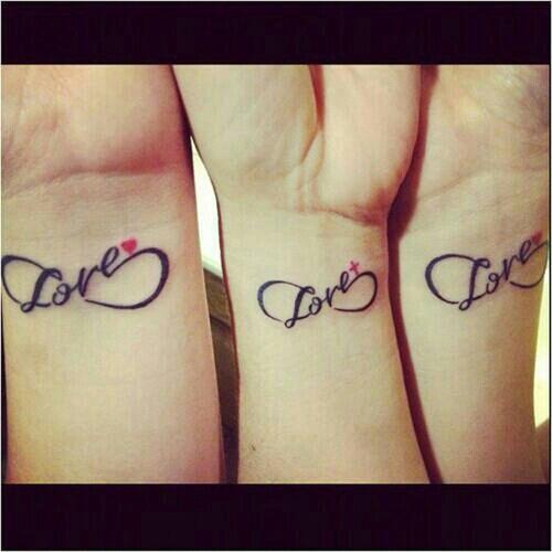 Matching Tattoos >>>