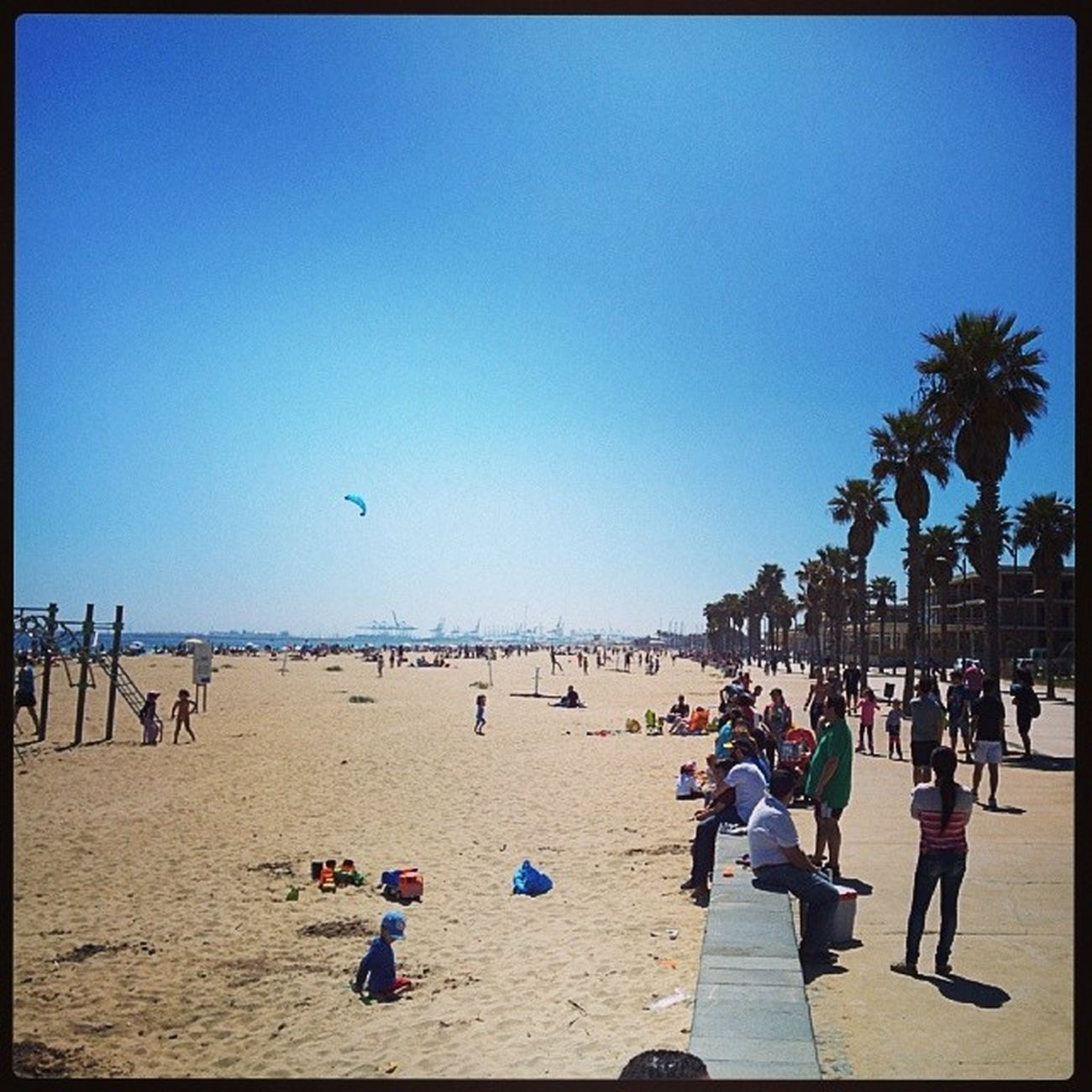 Playa de Alboraya. Playa Ranta València Aitoespanja