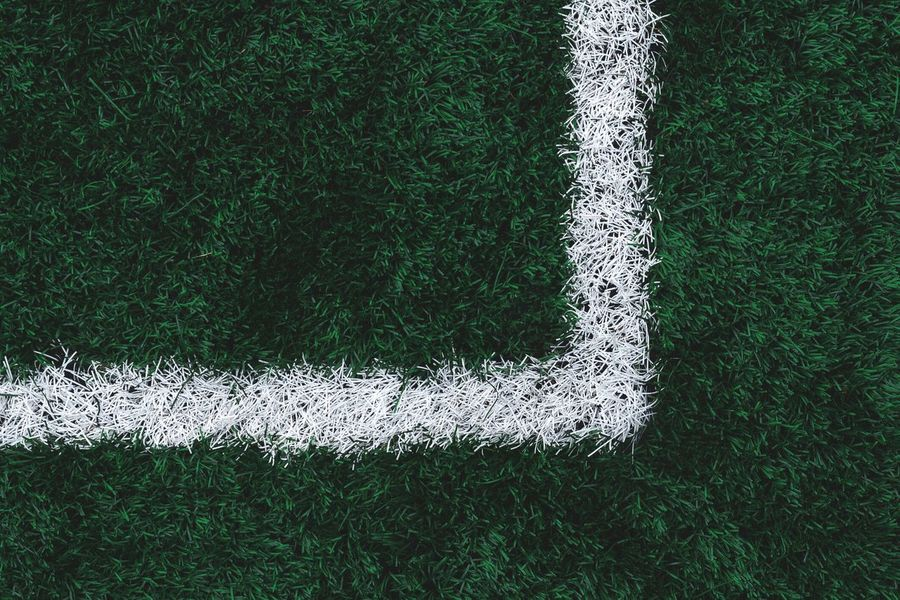 White Color Green Color Day Grass High Angle View Outdoors Textured  Sport No People Full Frame Backgrounds Marking Soccer Field Close-up Texture Texture In Nature Texture_collection Textured Background Texture Photo Art, Drawing, Creativity Artphotography
