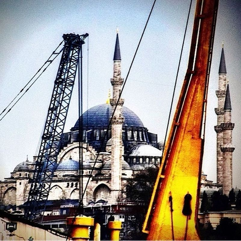Taking Photos mosque cityscapes Istanbul eye4photography  hot_shotz Hanging out streetphotography Taking pictures City by Tokyophone