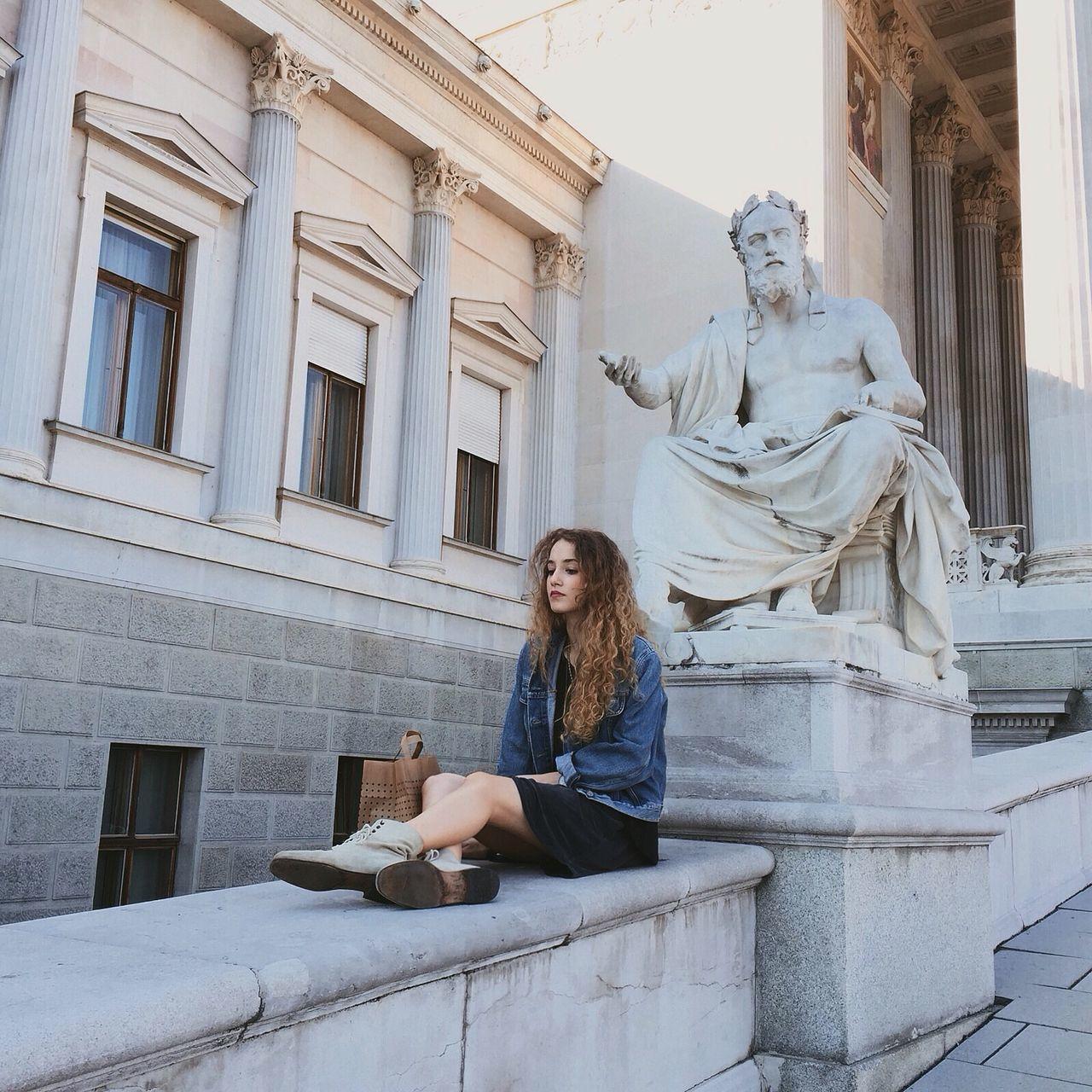 Beautiful stock photos of vienna, 20-24 Years, Architecture, Art, Art And Craft