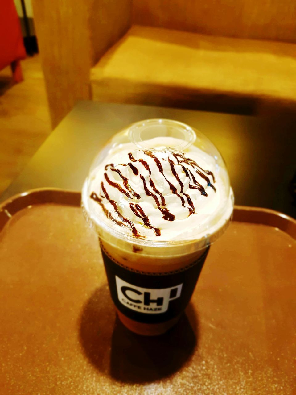 coffee - drink, drink, coffee cup, cappuccino, frothy drink, latte, froth art, refreshment, food and drink, indoors, table, mocha, cafe, no people, drinking glass, sweet food, cream, close-up, freshness, thick, day