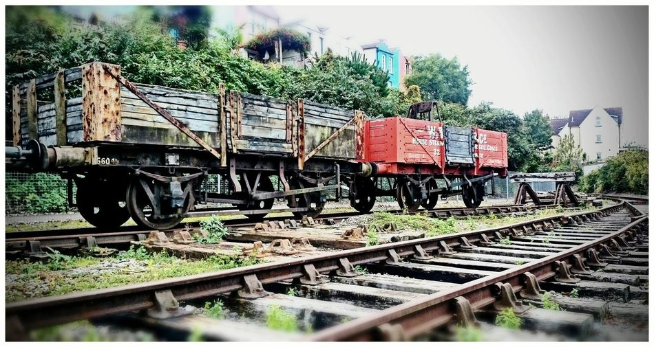 Bristol Harbour Bristol Docks Bristol Bristol, England Bristol City Docks Trains Train Wreck Old Railway Carriage Disusedrailways