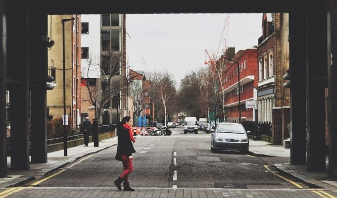 streetphotography at City of London by James Neame