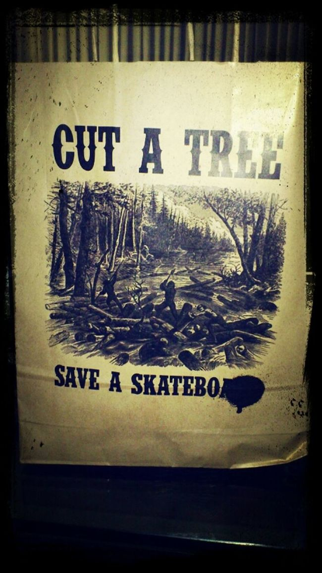 #ecology #skateboard #manifesto #hedicho