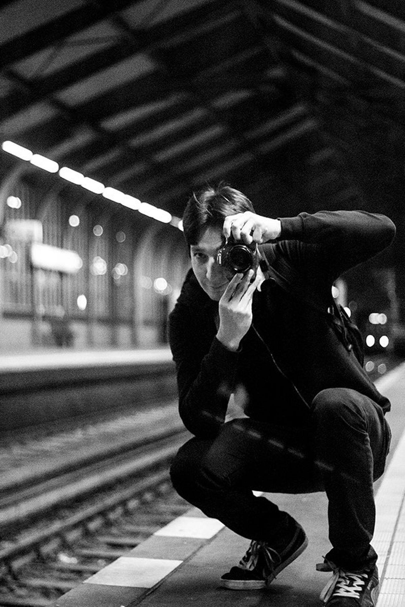 TobiasPhotoArt Selfportrait Black&white