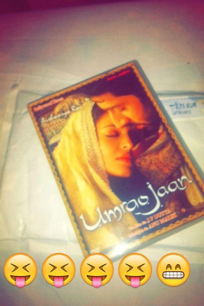 Finally here !! Umraojaan Bollywood Aishwaryarai Movies