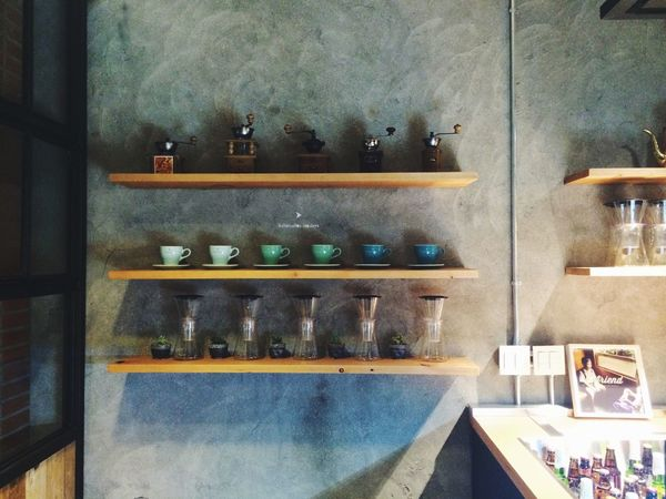 Cafe Coffee Cup Store Hand Drip Coffee