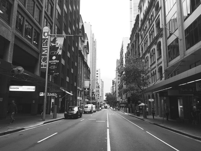 Documenting Space | Blackandwhite In The Middle Of The Road