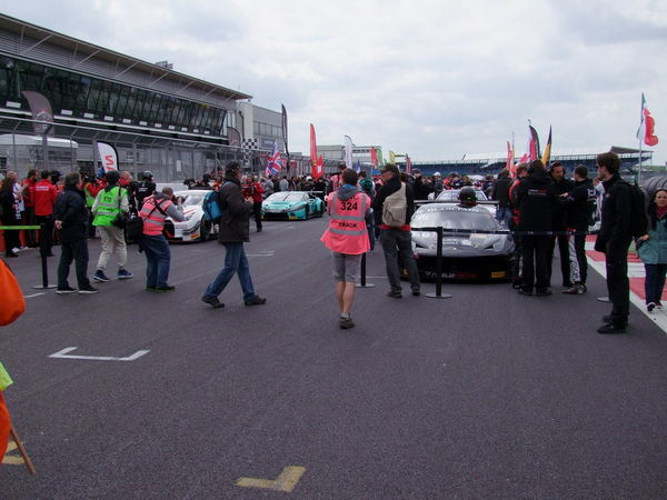 The Grid at 2016 Blancpain GT Series - Endurance Cup Cars Colors Crowd Endurance Fun GB Grey Sky Grid Group Of People GT Incidental People Leisure Activity Lifestyles Mixed Age Range Outdoor Photography Racing Racing Cars Silverstone Spectators Sports Sports Cars Tourism