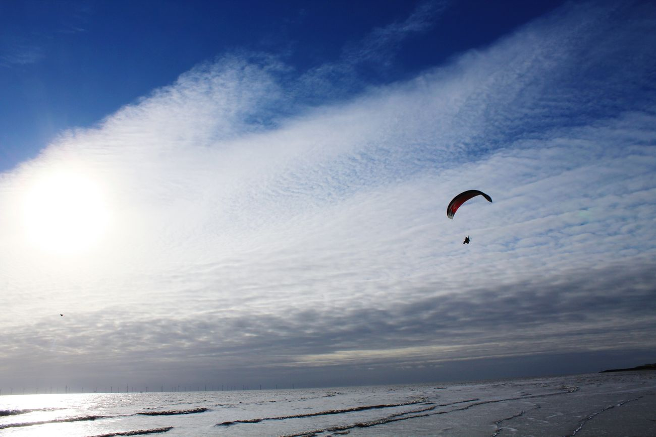 Frinton-on-Sea Frinton Paragliding Frinton On Sea