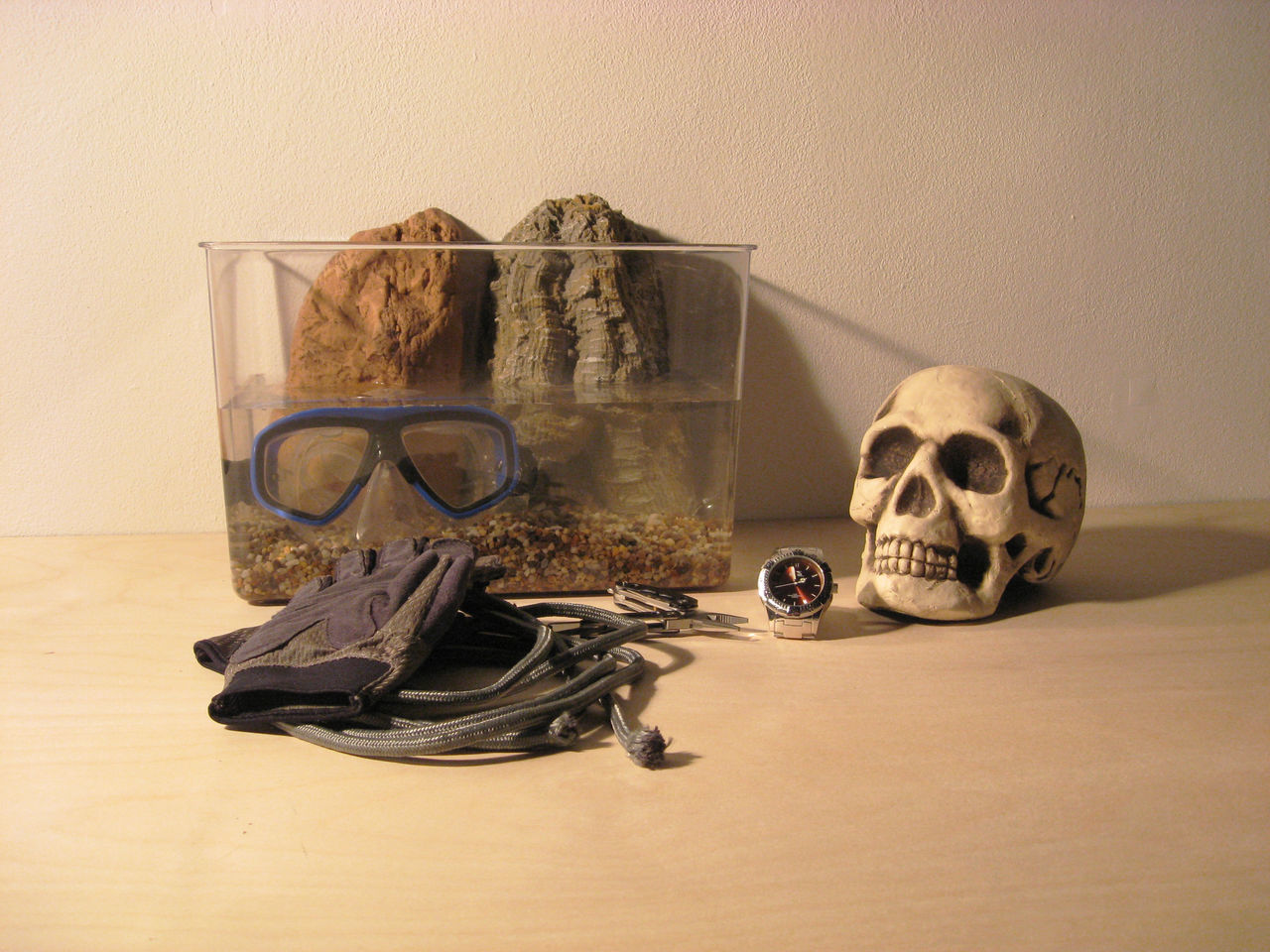 time is running out enjoy your life before you die Close-up Death Indoors  Life Message Objects Scull Table Time