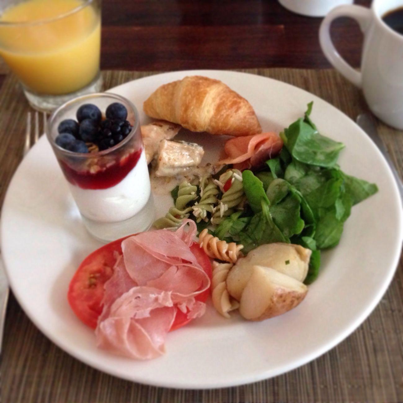 Hawaii Breakfast Hotel Breakfast Yummy