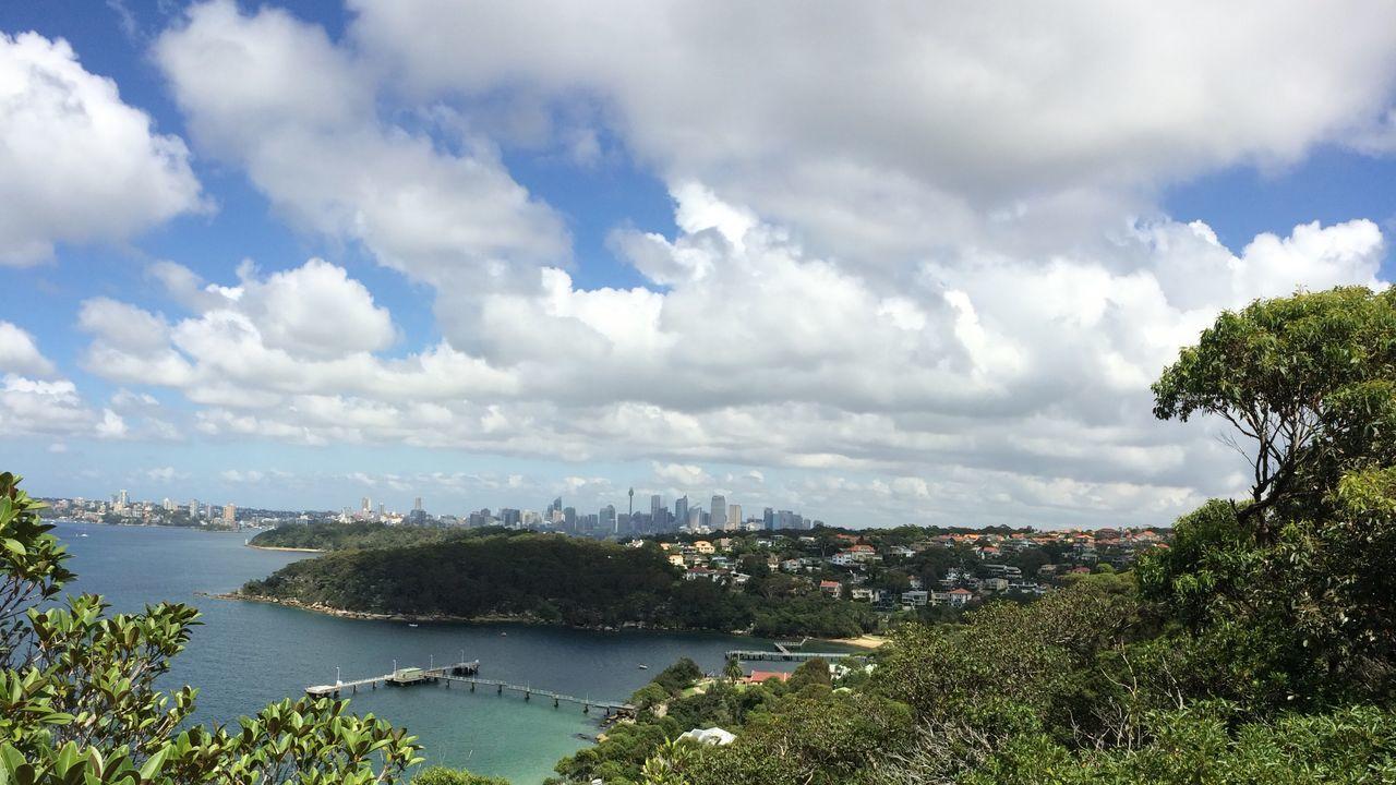 Beautiful stock photos of sydney, Australia, Beauty In Nature, Calm, Cloud