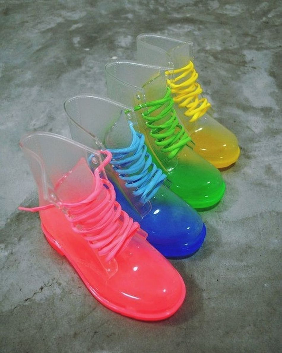 Color Explosion Colorfull Shoes ♥