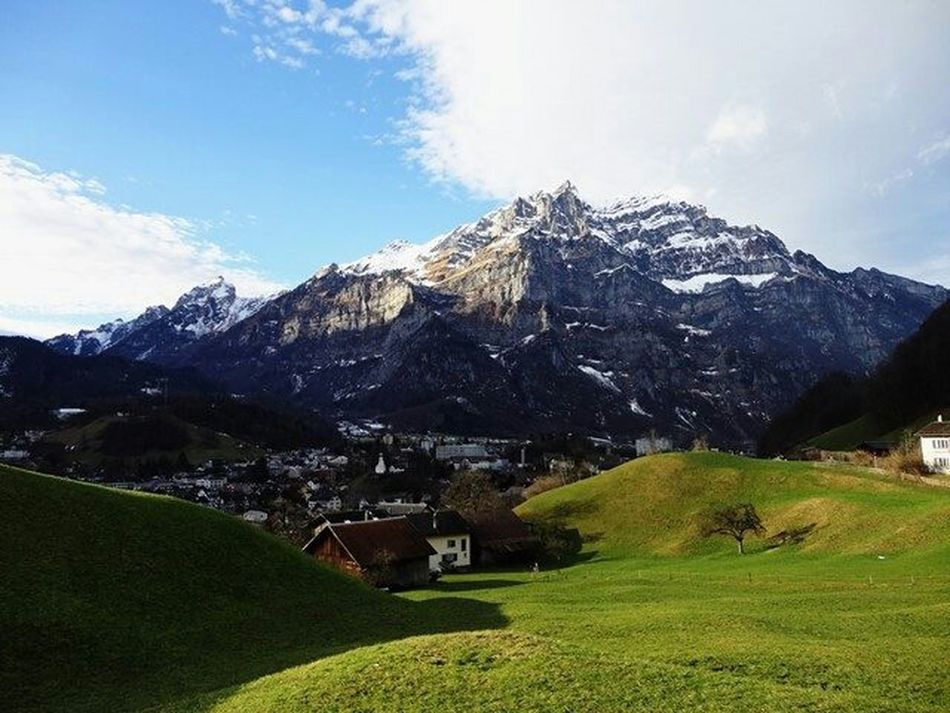 Just Another Day In Paradise! Glarus Schweiz