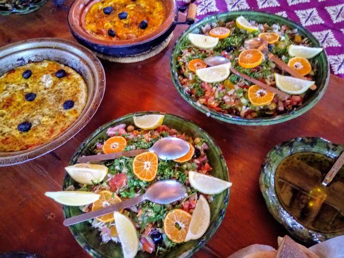 Desert Sahara Food, Food Food And Drink Food Of The Desert Just Vegetable Marrocan Food Plate Sahara Food Table Vegetable