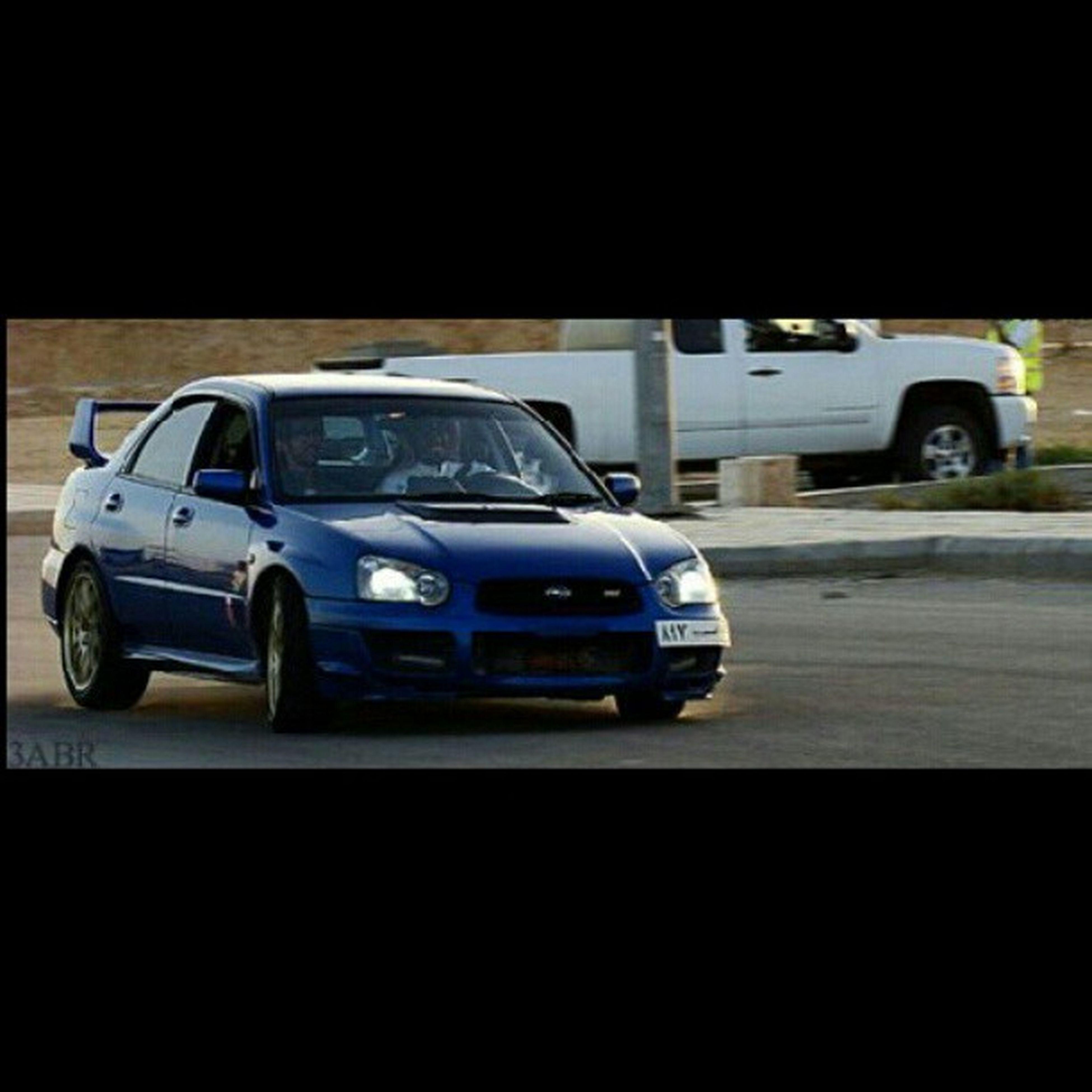 سيارة سوبارو رياضية Subaru sport car sports