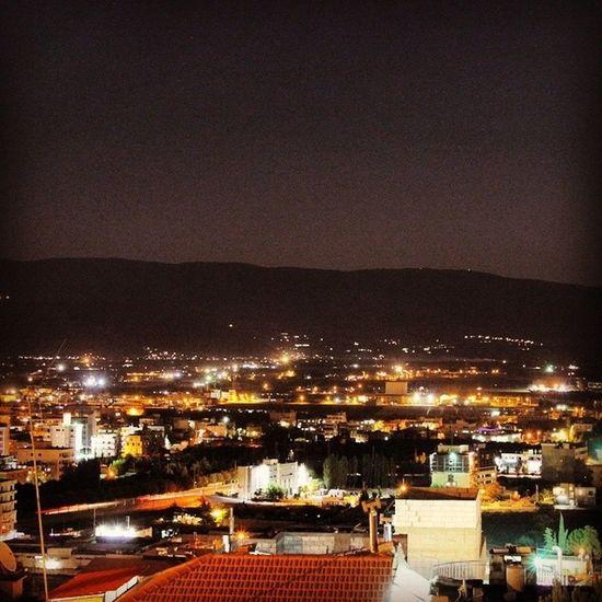 Zahle Bekaa Valley Night Vision Lebanon