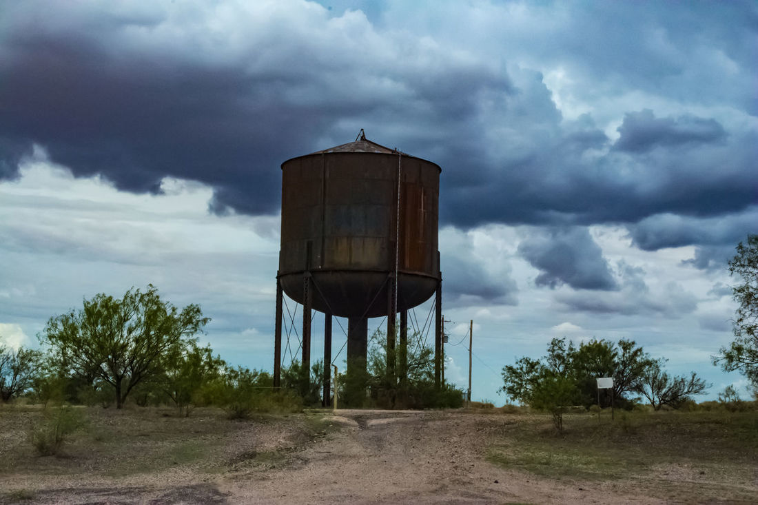 Cloud Cloud - Sky Clouds And Sky Cloudscape Cloudy Countryside Landscape Landscapes Lookout Tower Non-urban Scene Outdoor Photography Outdoors Sky Sub Urban Tower Water Water Conservation Water Tower - Storage Tank