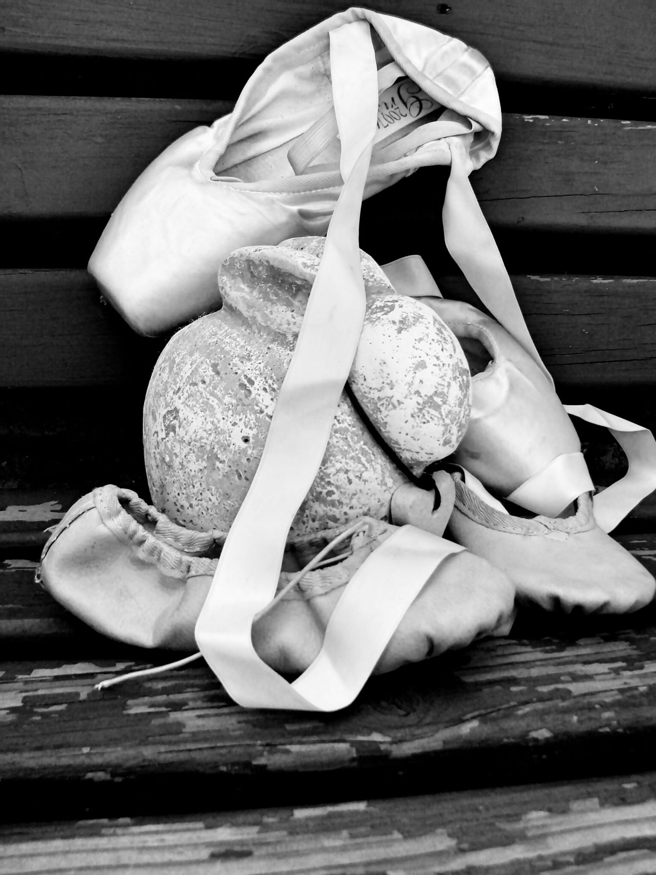 Ballet Shoes Ballet Ballet Shoes Close-up Dancing Decor Decoration No People Pointe Shoes Stone Rabbit