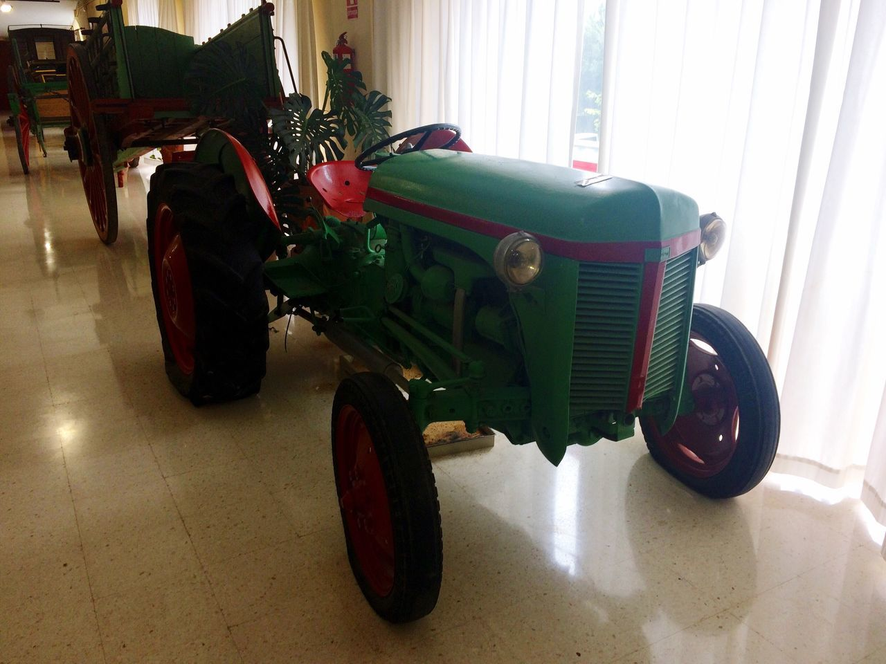 Tractor!!! The Agriculture Museum Costalita