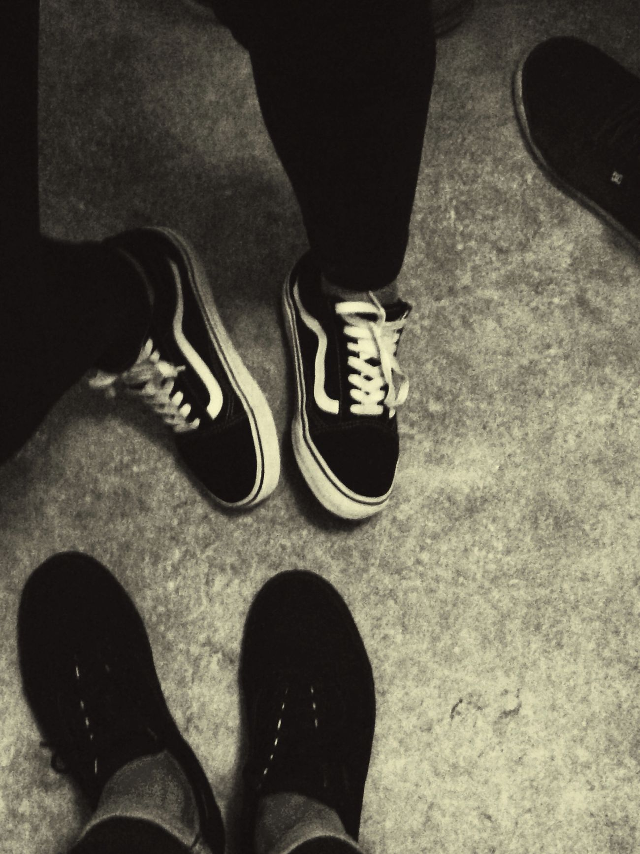 Shoe Vans Off The Wall Lifestyles Friends Alcool  Drunk