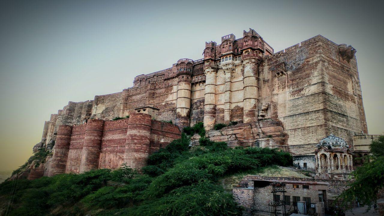 Fort Mehrangarh Large Residence