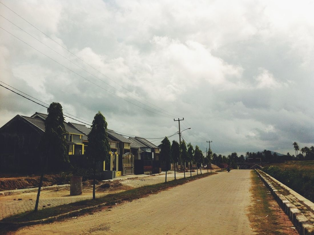 Housing House Road INDONESIA