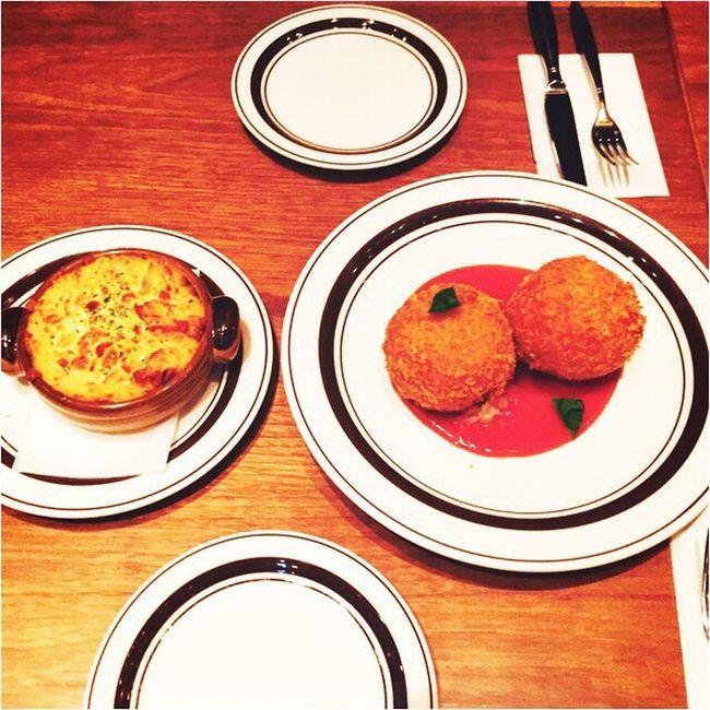 グランフロント♪ キッチン大宮とっても美味しかったです。 Enjoying Life