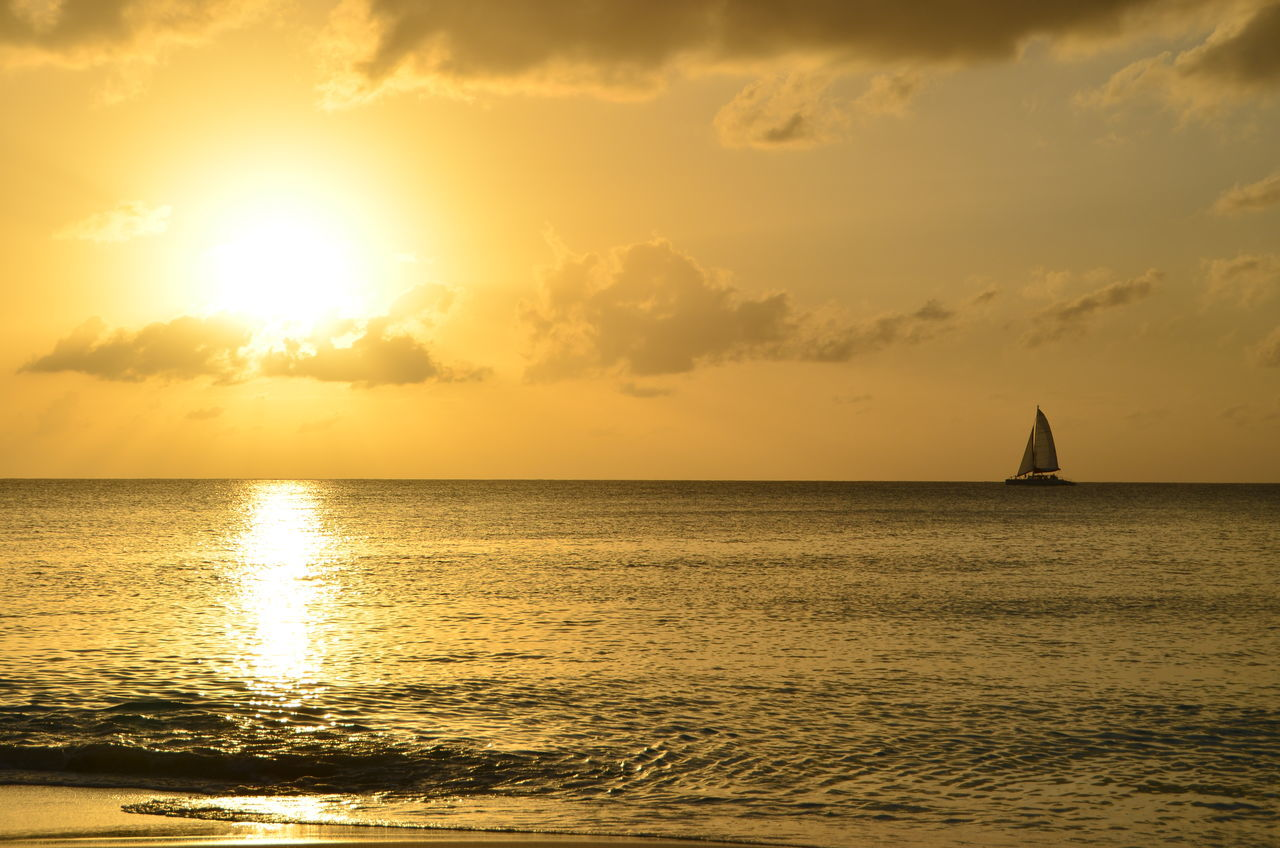 43 Golden Moments Beach Caymanislands Island Relax Sea Sea And Sky Sunset