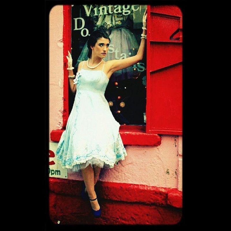 Another Upcycled Dress by Dachita . Design by @brunovinhas
