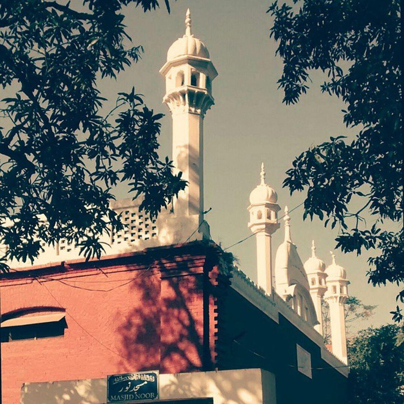 Masjid_Noor Darul_Islam_Kothi 😃 Missinghome 😢😢 Qadian
