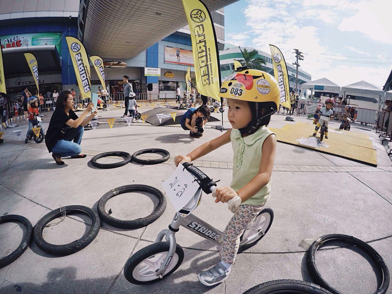 Marisa   June 21, 2015. Malidiary StrideOn Humanride Daily Life Gopro GoPrography Open Edit EyeEm Bangkok